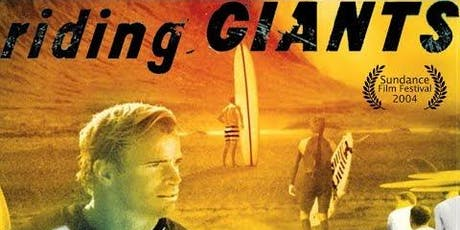 Riding Giants + Pop-Up Kitchen & Live Performance (SURF FILM) tickets