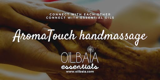 AromaTouch handmassage techniek workshop