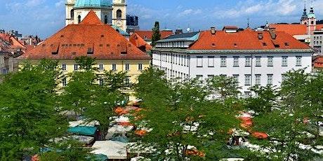Ljubljana City Center & Ljubljana Castle: Guided Tour tickets