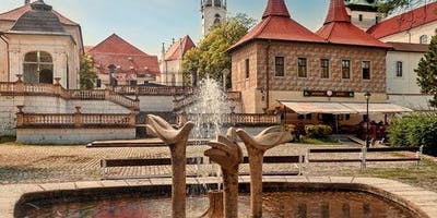 Royal Spa City of Teplice: Roundtrip from Prague