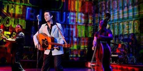 Elvis Presley's Heartbreak Hotel in Concert