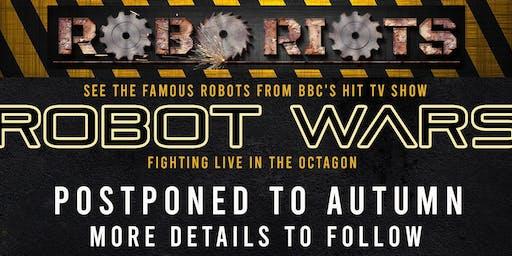 Robo Riots 2019 Sunday 16:00