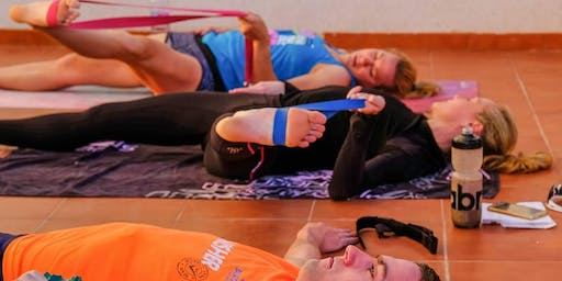 Workshop:  Yoga for Triathletes, Runners and Cyclists