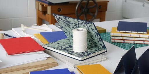Introduction to Bookbinding 4: Round-back Case Binding