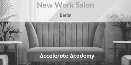 New Work Salon Berlin Tickets