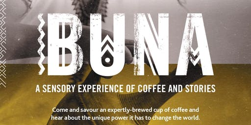 Buna: an Evening of Coffee & Stories