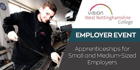 Employer Event: Apprenticeships for Small and Medium-Sized Employers tickets