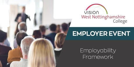 Employer Event: Employability Framework tickets