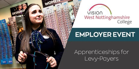Employer Event: Apprenticeships for Levy-Payers tickets