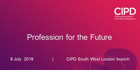 Profession for the Future tickets