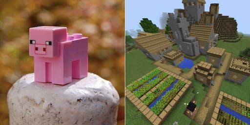 FerienAKTIONSTAG: Minecraft