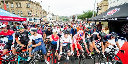 HSBC-UK | British Cycling  National Circuit Championships - Club FREE Rides
