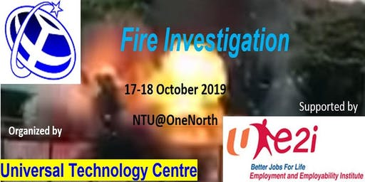 Fire Investigation Course by Dr George YU