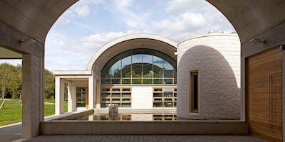Guided tour of the Oak Chapel, Crownhill Crematorium