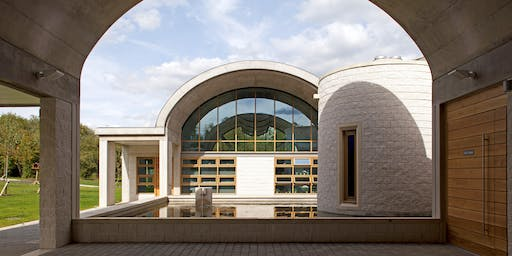 Guided tour of the Oak Chapel, Crownhill Crematorium