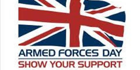 Inclusive Armed Forces Day  tickets