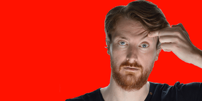 Regen: Live Comedy mit Jochen Prang ...Stand-up 2019