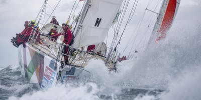 CLIPPER ROUND THE WORLD YACHT RACE - PRESENTATION - EXETER 25th JUNE 2019