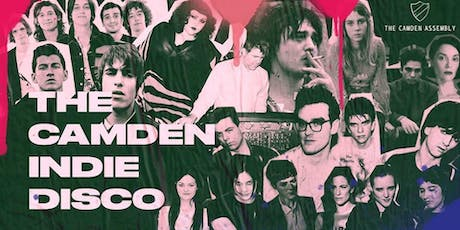 The Camden Indie Disco tickets