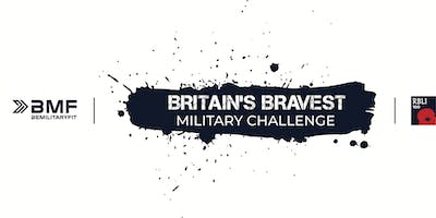 Britain's Bravest Military Challenge 2019 - London Richmond Park