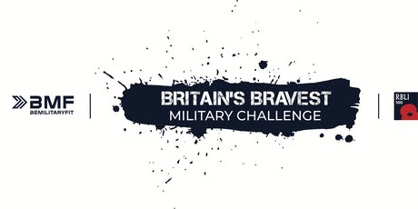 Britain's Bravest Military Challenge 2019 - Guildford Stoke Park tickets