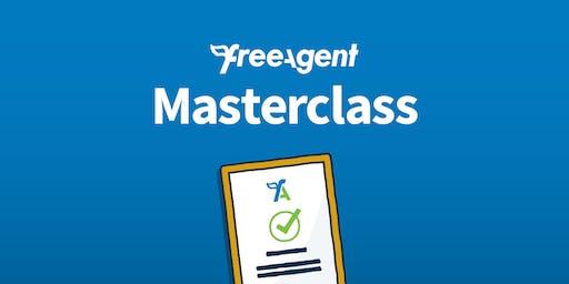 FreeAgent Masterclass - Belfast