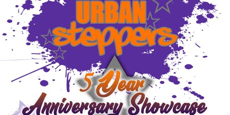 Urban Steppers 5 Year Anniversary Showcase tickets