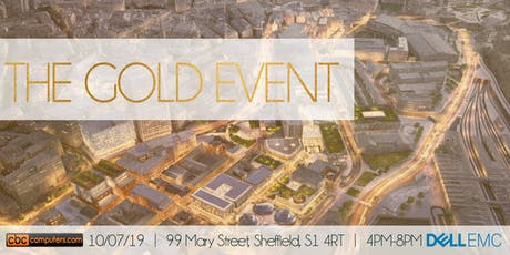 The Gold Event tickets