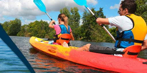Week-end Kayak - Kedge entrepreneurship