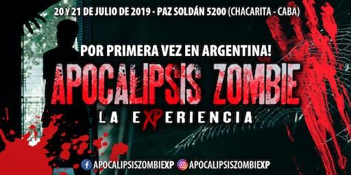 Apocalipsis Zombie XP