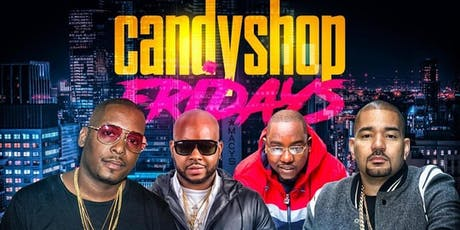 Candy Shop Fridays I Free Admission I 2 FOR 1'S I Hookah I Rico's List tickets