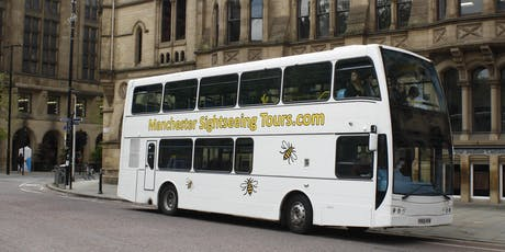 Manchester Bus Tour 'Secrets of the City' tickets