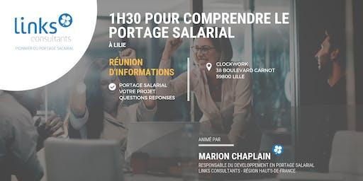 1h30 pour comprendre le portage salarial #Lille