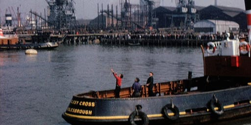 River Tees on Film Boat Trip
