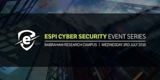 Espi Cyber Security Event Series: Morning Session