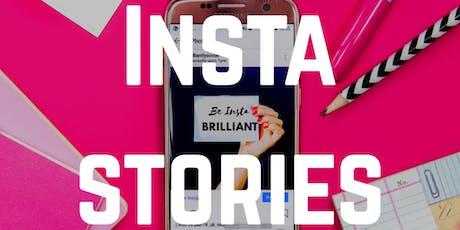 Insta Stories Workshop tickets