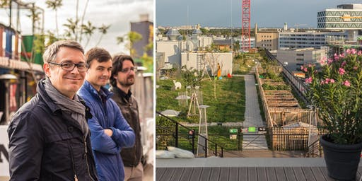20.09.2019 - Ein Naturprojekt im Werksviertel - die Stadtalm