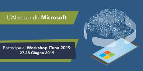Workshop: Microsoft per l'Intelligenza Artificiale biglietti