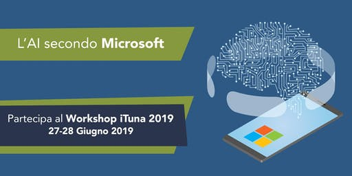 Workshop: Microsoft per l'Intelligenza Artificiale