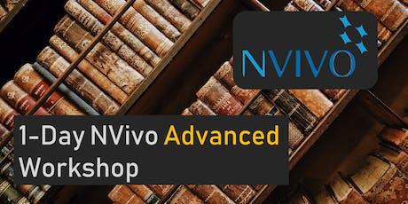 Brisbane - NVivo 12 for Windows - Advanced One Day Workshop tickets