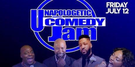 Unapologetic Comedy Jam tickets