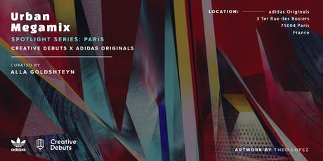 URBAN MEGAMIX - PARIS billets