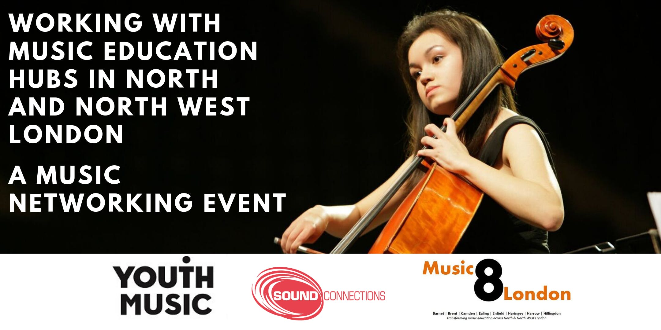Working With Music Education Hubs in North and North West London: A Music Education Networking Event