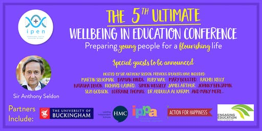 The 5th Ultimate Wellbeing In Education Conference