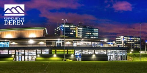 University of Derby Open Day - 28 September 2019 (Derby Campus)