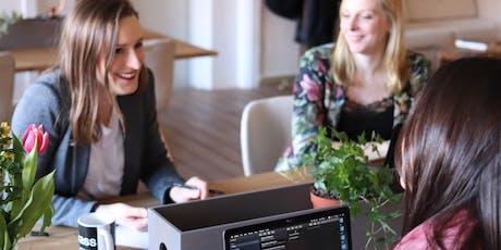Einzelkämpfer/in wird Teamleader – Führung in Kreativ-Unternehmen Tickets