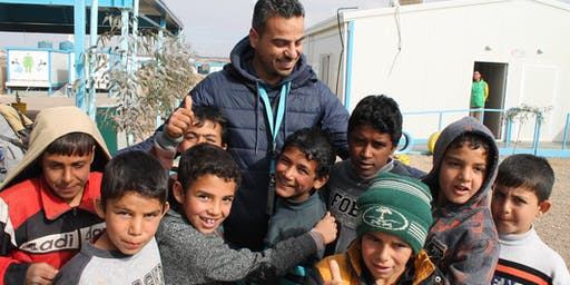 Life in refugee camps with Ghaith Jalabneh