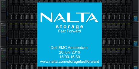 Nalta Storage Fast Forward tickets