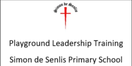 SdS Playground Leadership Training Module 2 - Developing Lunchtime Supervisors £50.00pp tickets
