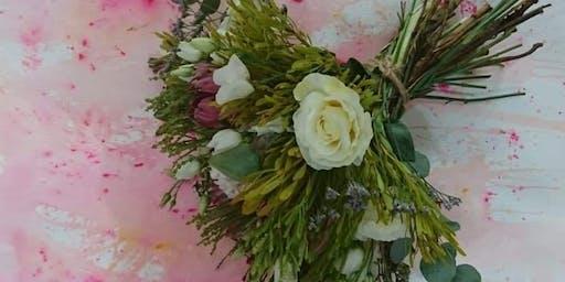 Summer Floral Workshop (Artemisia Floral Art) - 10/07/19 6.30pm
